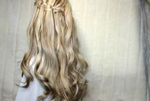 Beauty | Hair / My favorites hairstyles - lengths + color + braids + styles.... / by tla17