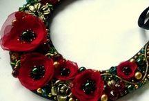 Jewelry - Fiber & Textiles