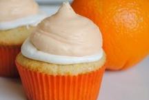 Orange Recipes / Orange you glad I pinned a bunch of orange recipes? / by Natalie Kennedy - Stampin' Up! Demonstrator
