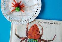 DIY Basteln zu Kinderbüchern / Hier findest du Buchtipps für Kinderbücher und kreative Bastelideen dazu.