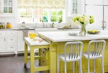 Home ~ Kitchens / by Kristie Taylor