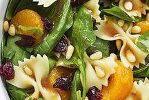 Salad Recipes / My favorite salad recipes. Tips, tricks and inspiration for making healthy salads at home. Summer salads. Best Pinterest salad pins.