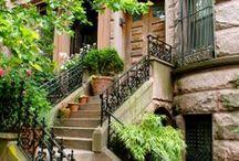 Architecture-new york living / by Lynn Guerrero Goldman