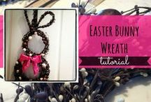 Spring Time / Tips, tricks and inspiration for Easter. DIY crafts, projects, entertaining. Easter food, Easter gifts, Easter projects, things to do at Easter time.
