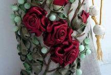 Flower crafts / .