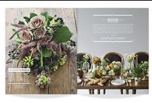 FLORAL STYLING ★ / Beautiful floral styling & art direction by Design Army ★
