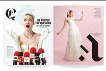 WEDDING EDITORIALS ★ / Wedding editorial art direction & photography from Design Army ★