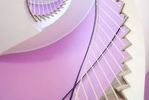 RADIANT ORCHID ★ / A visual homage to PANTONE 18-3224 (Radiant Orchid) for Spring 2014 ★