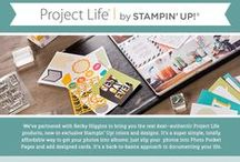 Project Life by Stampin' Up! #PLxSU / by Natalie Kennedy - Stampin' Up! Demonstrator