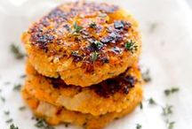 main dishes | burgers and patties