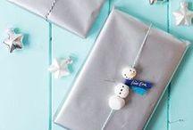 DIY Basteln im Winter / Winterliche Bastelideen für Kinder