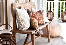 Front Porch Ideas and Curb Appeal / Front porch ideas and curb appeal