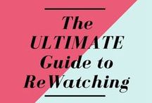 Television / Look no further for details on your favorite shows to watch and re-watch! Includes links, soundtracks, tips and the best fangirl merchandise for every television show!