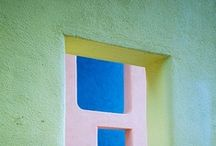 Moradas / #living #deco #crafts #interiors #plants #home #furniture #frames #pottery / by Lucía .