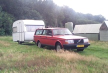Camping and Travel / Especially with my Volvo240 and De Reu and a lot of inspiration from others / by Ellen van Putten
