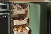 Kitchen Ideas & stuff / kiss the cook