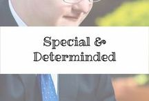 Special & Determined - Life with Down Syndrome / At Special & Determined we are passionate about spreading awareness and acceptance for children diagnosed with Down Syndrome. In this blog I give you a window into the beauty of Down Syndrome, celebrate my son's accomplishments and struggles, and share our everyday lives as a family.