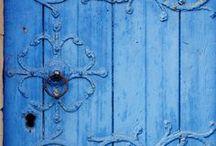 beautiful doors / come on in