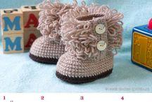 crochet & knitting / a ball if yarn.......