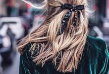 • HAIR • / Hair - hairstyle - trend - hairgrooming - updo - long hair - haircuts - short hair - bob - love for hair