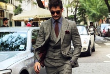 Interview Attire For Him / Interview-appropriate, stylish outfit ideas for men.