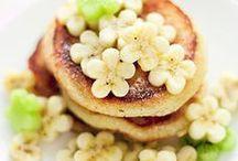 Essens-Liebe : *Lustiges Essen* / Essen schön dekoriert oder lusitg aufbereitet, für Kinder ebenso wie für Erwachsene eine Augenweide. Denn das Auge ist ja bekanntermassen mit!
