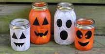 Cheap Halloween / cheap and easy Halloween costumes, ways to save on candy, ideas for cheap and easy decorations and more
