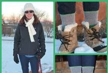 Fabulous Winter Must Haves / Cool winter product suggestons.