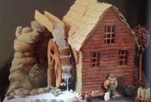 Gingerbread / by Anne N.
