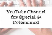 YouTube Channel for Special & Determined / Here is videos from the Special & Determined YouTube Channel (http://www.youtube.com/user/specialjacob0322).  As a special needs mommy blogger and health advocate, I share the joys of motherhood and our everyday lives as a typical family, as well as other causes that are close to my heart. Follow us at www.special-and-determined.com. Don't forget to subscribe to my channel.