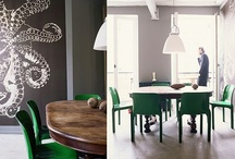 Dining Spaces...