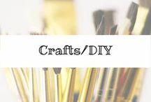 EVERYTHING Crafts/DIY / I love to see all the amazing ideas people have when it comes to DIY projects.  I love the vision they see in things, and I wanted to share my favorite finds with you. clothes, art, furniture, decor, party, parties, toys, crafts