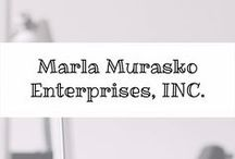 Marla Murasko Enterprises, Inc. / Marla Murasko, Special Needs Mommy Blogger, Health Advocate, Parenting Mentor, Author, Mompreneur, Social Media Enthusiast, Passionate Blogger.  Marla is also the founder and President of Marla Murasko Enterprises, Inc. where she shares about her advocacy work, her passion for social media, event corresponding, event planning, fundraising and working with non-profits.