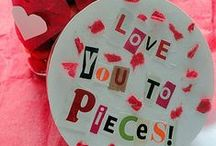 Valentine's Day Ideas / The best crafts, recipes, and gifts for the Valentine's Day season. Perfect for kids, students, teachers, moms, dads, and more. All have a budget-friendly focus and are adorable, too!