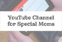 YouTube Channel for SpecialMoms / Here are videos from the SpecialMoms Club YouTube Channel (http://www.youtube.com/user/specialmomsclub).   Don't forget to subscribe to my channel. We are a group of like-minded moms who all have one thing in common…we care for a child with a disability.  We have similar interests, dreams and ambitions.  We may own our own business or may be researching how to start one while juggling the demands of being a caregiver. http://specialmompreneurs.com