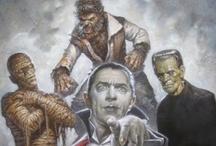 Universal Monsters / by Chris Neuhard