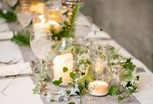 Wedding Table Decorations