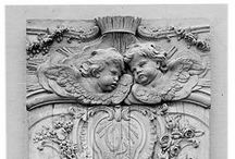 Angels in the Architecture / Design details / by Anne N.