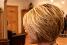 Hair / never go gray