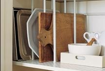 Organize it! Kitchen  / by Jeni Linn