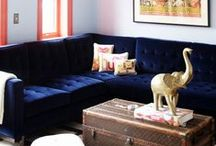 Living room ideas / moms house