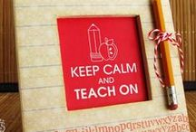 Thank You Teacher Gifts / A collection of homemade, DIY gift ideas to say 'Thank you, Teacher'!