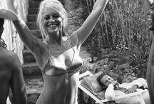 • BRIGITTE BARDOT • / Brigitte Bardot - The ultimate beauty icon