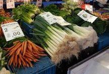 Brugge Market / Farmers Market in Brugge historic Centre