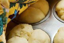 Bread/Cornbread/Rolls / by Melissa Lange-White