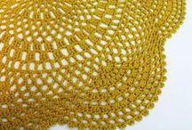 Fabric & Yarn / by Jennifer Waymack