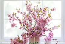 Spring decor / all things spring