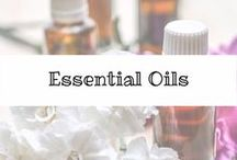 Essential Oils by A Special Needs Mom / How I use Young Living Essential Oils with my family and in my house for a more natural living lifestyle.