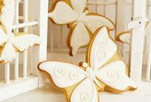 Creative Cookies / Find cookie cutter inspiration here! Make stunning cookies to match your party theme.