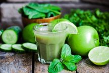 • SMOOTHIES & JUICES • / Smoothies and JUICES - Healthy -